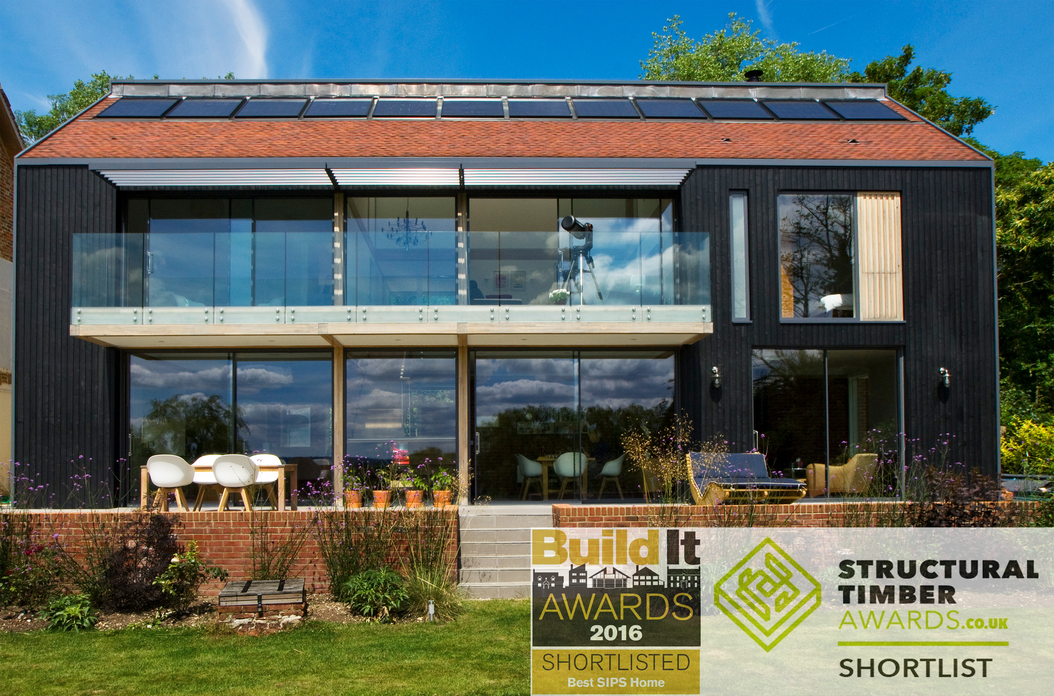 Build It Structural Timber Awards 2016 Glosford Entry