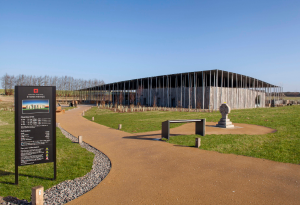 Stonehenge visitors center